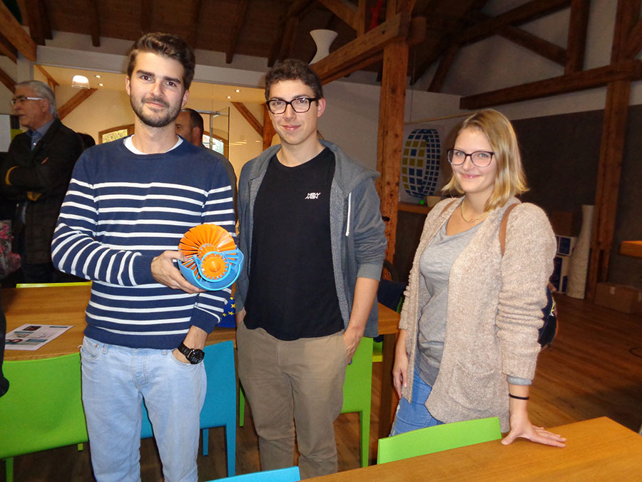 Besuch der Picco`s 3D-Fabrik